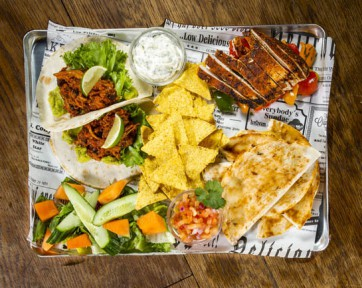 Platters Mexican