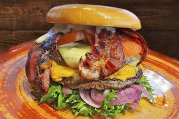 Poikkeuksellisen Hyvä Burger