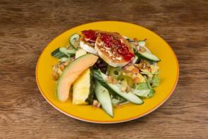Chevre-salaatti