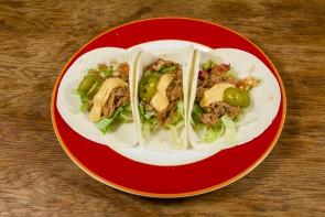 Soft Tacos Ylikypsä Possu