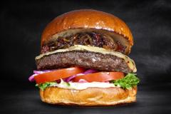 Burgerviikot! Bacon Jamming hampurilainen