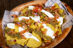 Loaded Mexican Nachos Express-annos