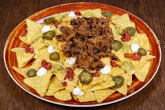 Nacho Plate Chili Con nyhtökaura