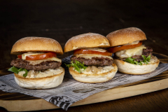 Panchon Miniburgerit, Sliderit, juusto (L)