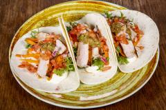 Soft Tacos Blackened maustettu -possu (L,PG)