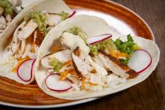 Soft Tacos Blackened Cajun -kanaa (L,PG)