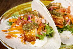 Soft Tacos friteerattu Halloumi (L,PG)