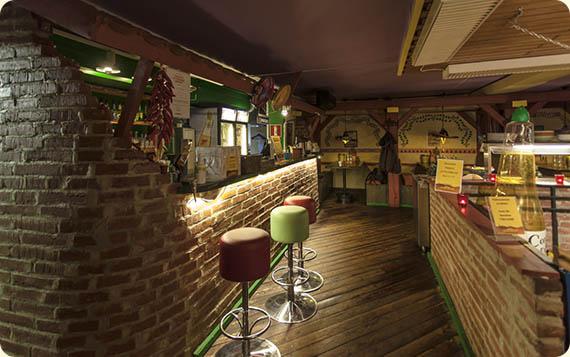 Ravintola Pancho Villa Hämeenlinna - ravintolatiski