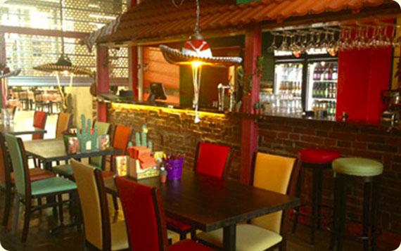 Ravintola Pancho Villa Pori - pöydät ja ravintolatiski