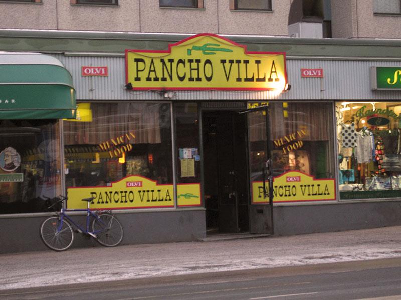 Pancho Villa Tammela 2001