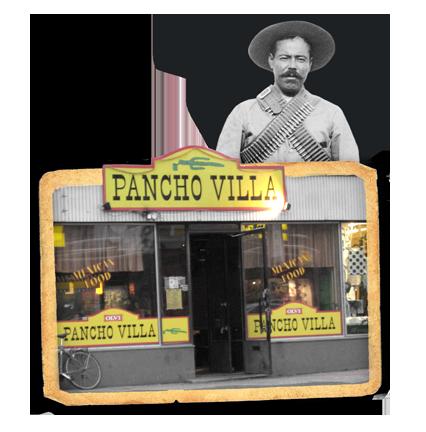 Pancho Villa Tammela historiikki